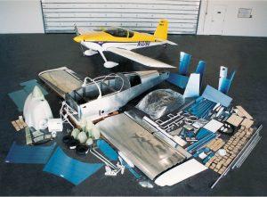 RV-7 Quick Build Kit