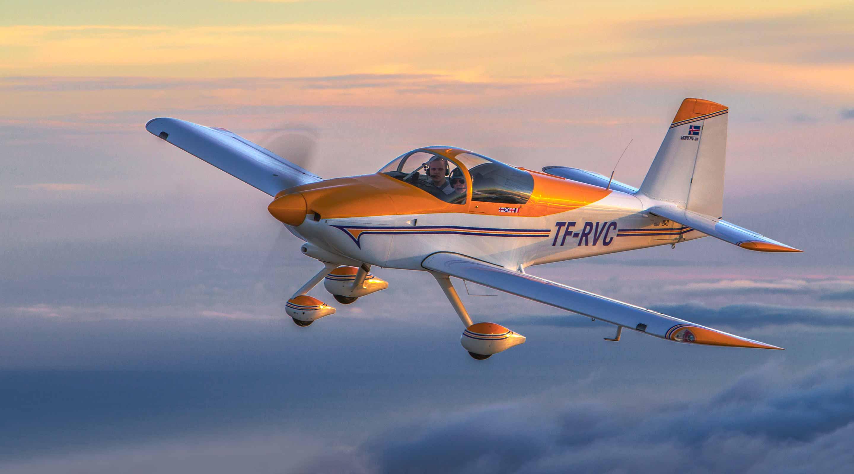 RV-9 / 9A - Van's Aircraft Total Performance RV Kit Planes