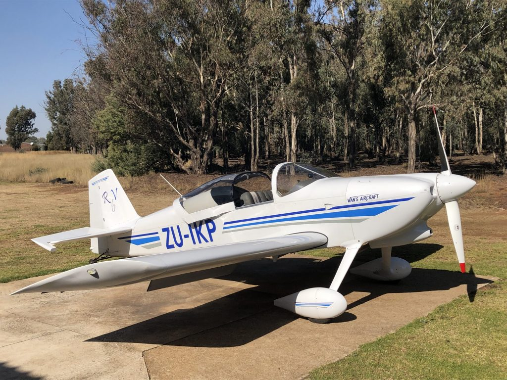 First Flights Archive - Van's Aircraft Total Performance RV Kit Planes