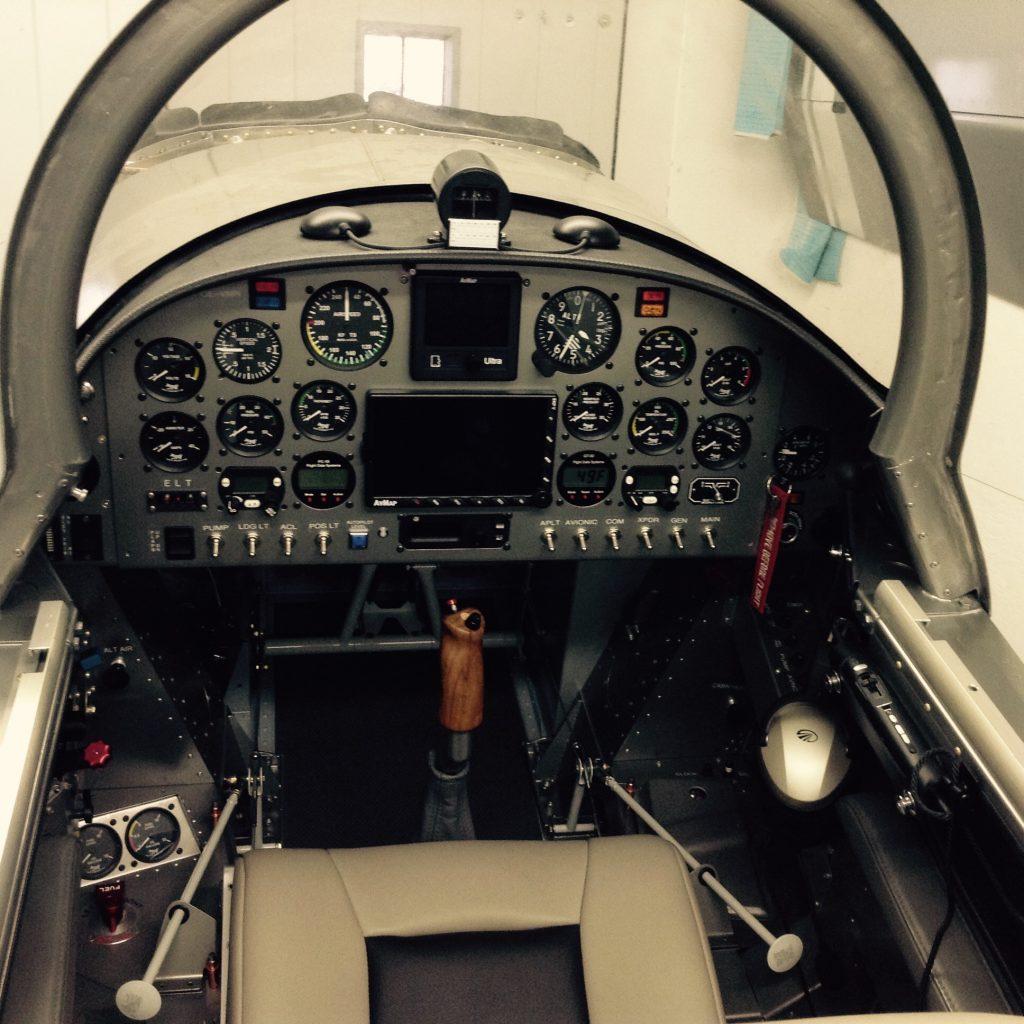 Christian Muigg's New RV-8! - Van's Aircraft Total